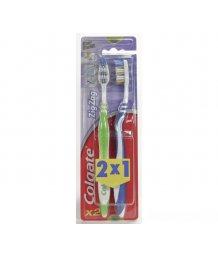 Colgate fogkefe 1+1db Zig-Zag Duo