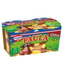 Dr. Oetker Paula csokoládés puding vaníliás foltokkal 2x100g