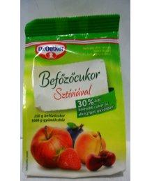 Dr. Oetker Befõzõcukor 350g gyümölcs cukorral