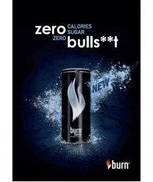 Burn energiaital 0,25l zero sárgadinnye dobozos