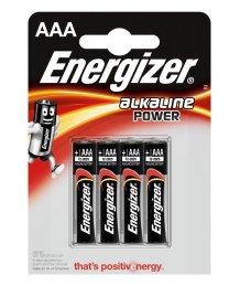 Energizer elem 4db Power B4 AAA mini
