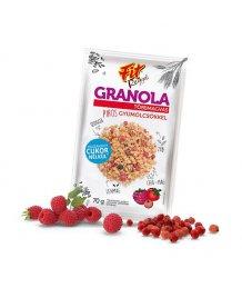 Fit granola mûzli 70g piros gyümölcsös