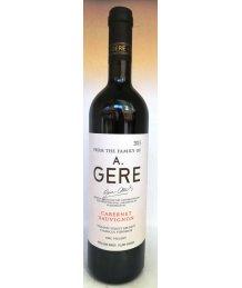 Gere Attila Cabernet Sauvignon száraz vörös bor 0,75l