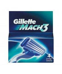 Gillette Mach3 borotvapenge 4db