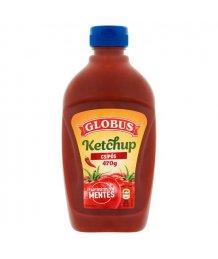 Globus ketchup 470g csípõs