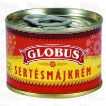 Globus sertésmájkrém 65g tépõzáras