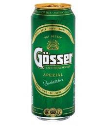 Gösser dobozos sör 0,5l