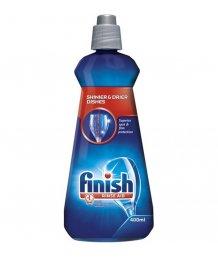 Finish mosogatógép edényöblítõ 400ml Regular kék