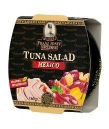 FJK tonhalsaláta mexikói 160g