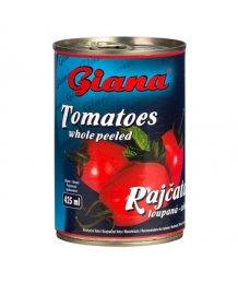 Giana hámozott egész paradicsom 240gTT