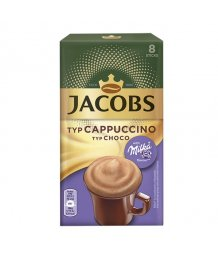 Jacobs inst.Cappuccino Milka 8x18g