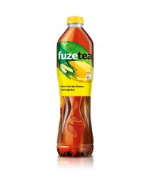 Fuze tea 1,5l zöldcitrom PET
