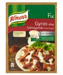 Knorr alap 40g gyros