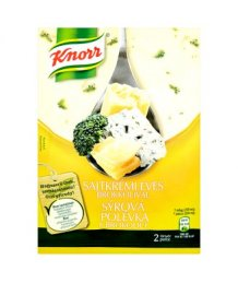 Knorr por leves 43g sajtkrém brokkolival