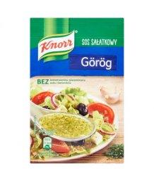 Knorr saláta öntet por 9g Görög