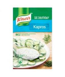 Knorr saláta öntet por 10g kapros