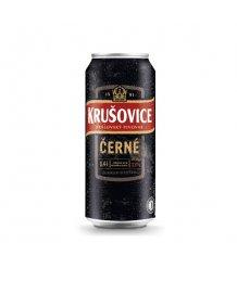 Krusovice Cerné dobozos sör 0,5l