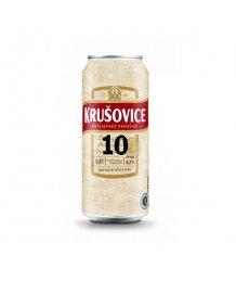 Krusovice Svetlé dobozos sör 0,5l