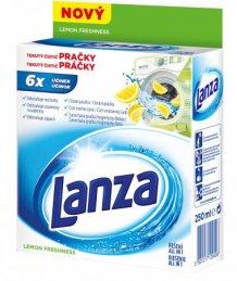 Lanza mosógéptisztító 250ml citrom