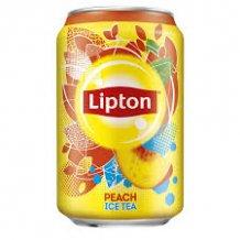 Lipton Icetea 0,33l barack ízû dobozos