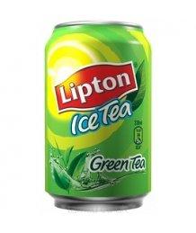 Lipton Icetea 0,33l Green ízû dobozos
