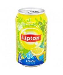 Lipton Icetea 0,33l citrom ízû dobozos