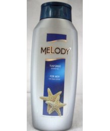 Melody tusfürdõ 300ml For Men active