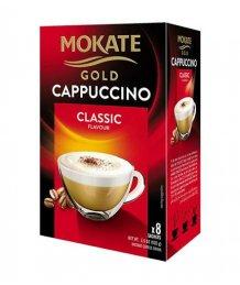 Mokate cappuccino Gold Classic 8x12,5g (100g)