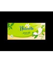 Naturella tisztasági betét 20db Greentea