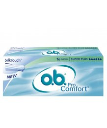 O.B. tampon 16db Procomfort super+