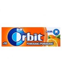 Orbit rágógumi 10db 14g orange
