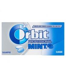 Orbit cukorka 18db Professional Mints Classic