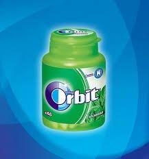 Orbit dobozos rágógumi 46db Spearmint