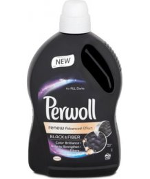 Perwoll mosógél 2,7l advance black
