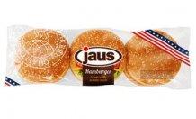 Hamburger zsemle szezámmagos 6db 300g