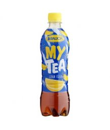 Rauch My tea 0,5l citrom ízû PET