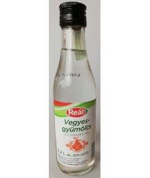 Reál vegyes gyümölcs párlat 30% 0,2l