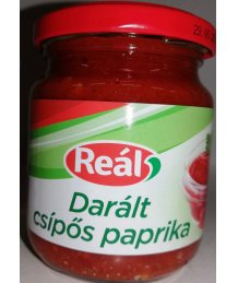 Reál darált csípõs paprika 200g