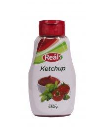 Real ketchup 450g