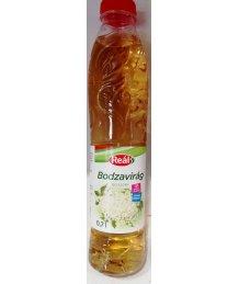 Reál gyümölcs szörp 0,7l bodzavirág ízû PET