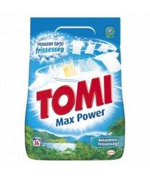 Tomi mosópor 2,34kg (36 mosás) Amazónia fehér ruhákhoz