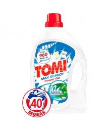 Tomi mosógél 40 mosás 2l amazónia