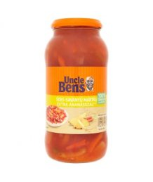 Uncle Ben's mártás 675g édes-savanyú ananász