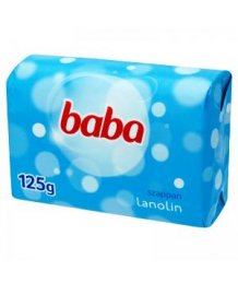 Baba szappan 125g lanolin