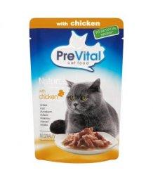 Prevital macskaeledel tasakos 100g csirke