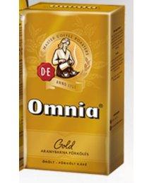Douwe Egberts Omnia Gold kávé 250g õrölt