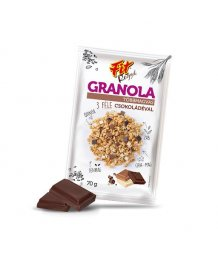 Fit granola mûzli 70g 3 csokis