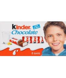 Kinder Csokoládé 8db-os