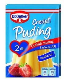 Dr. Oetker puding 2*40g vanilia