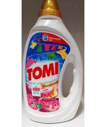Tomi mosógél 20 mosás 1l orhidea santalfa